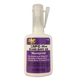 Zap-O Xtra Foam Safe CA (20 Grams)