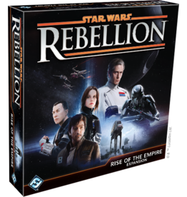 Star Wars Rebellion: Rise of the Empire Expansion