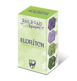 Railroad Ink: Eldritch Expansion Pack