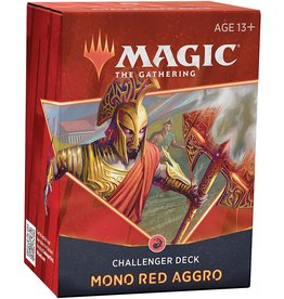 2021 Challenger Deck - Mono-Red Aggro