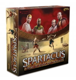 Spartacus: A Game of Blood and Treachery (2021 Edition)
