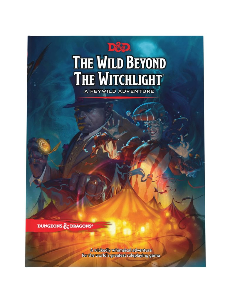 Wizards of the Coast D&D: The Wild Beyond Witchlight (Pre-Order)