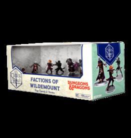 Factions of Wildemount - Kryn Dynasty & Xhorhas