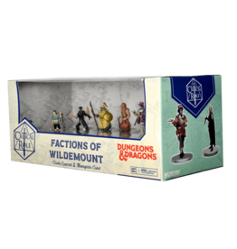 Factions of Wildemount - Clovis Concord & Menagerie Coast