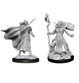 Elf Fighter & Elf Cleric (90279)