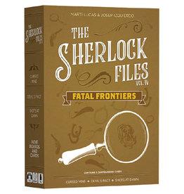 The Sherlock Files: Volume 4 - Fatal Frontiers