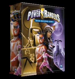 Power Rangers Deck-Building Gaming