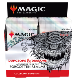 Adventures in the Forgotten Realms: Collector Booster Box