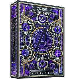 Playing Cards: Theory 11 Marvel Avengers