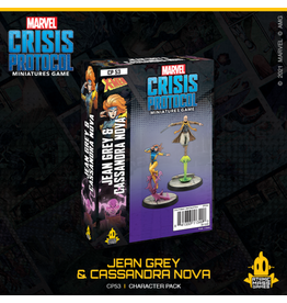Marvel Crisis Protocol: Jean Gray & Cassandra Nova