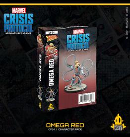 Marvel Crisis Protocol: Omega Red