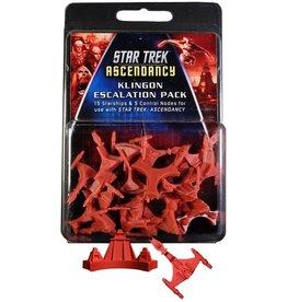 Star Trek Ascendancy: Klingon Ship Pack