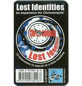 Chrononauts: Lost Identities Booster