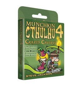 Munchkin: Cthulhu 4 - Crazed Caverns