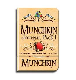 Munchkin: Journal Pack 1