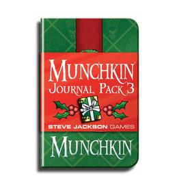 Munchkin: Journal Pack 3