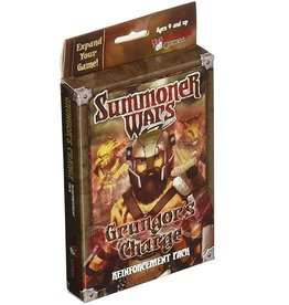 Summoner Wars: Reinforcement Pack - Grungor's Charge