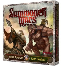 Summoner Wars: Guild Dwarves vs. Cave Goblins