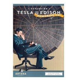 Tesla vs. Edison: Powering Up! Expansion
