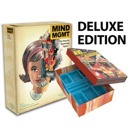 MIND MGMT (Deluxe Edition)