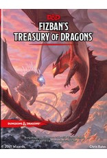 Wizards of the Coast D&D: Fizban's Treasury of Dragons (Pre-Order)