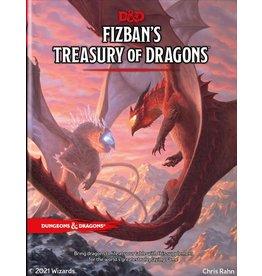 D&D: Fizban's Treasury of Dragons (Pre-Order)