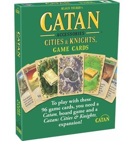 Catan Accessory: Cities & Knights card pack