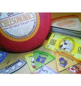 Cheesonomics: North American Edition (Includes Extra-Sharp Expansion)