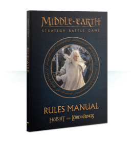 Middle Earth: Rules Manual