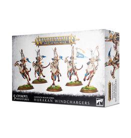Lumineth Realm-Lords: Hurakan Windchargers