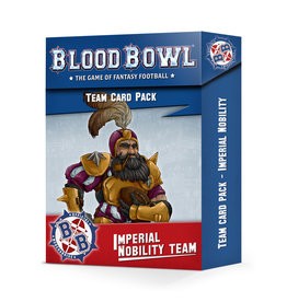 Blood Bowl: Card Pack - Imperial Nobility