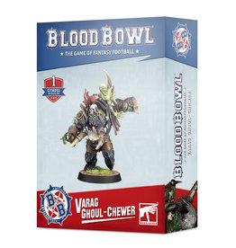 Blood Bowl: Varag Ghoul Chewer