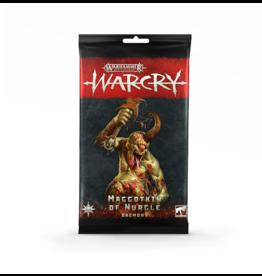 Warcry: Maggotkin of Nurgle Daemons Cards