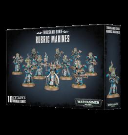 Thousand Sons: Rubric Marines