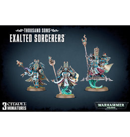 Thousand Sons: Exalted Sorcerers