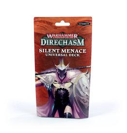 Warhammer Underworlds: Direchasm Silent Menace Deck