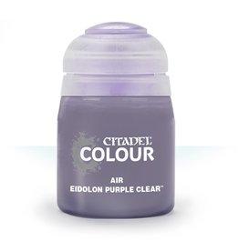 Air: Eidolon Purple Clear (24ml)