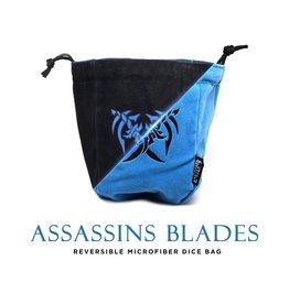 Large Reversible Microfiber Bag - Assassin's Blade