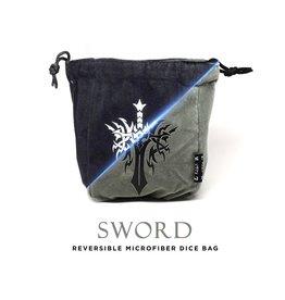 Large Reversible Microfiber Bag - The Sword