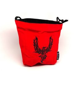 Large Reversible Microfiber Bag - Phoenix