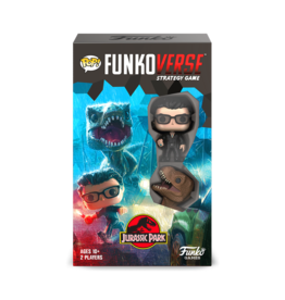 Funkoverse Strategy Game: Jurassic Park Expansion