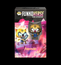 Funkoverse Strategy Game: Aggretsuko Expansion