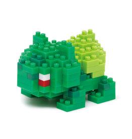 Nanoblock Pokémon Series - Bulbasaur
