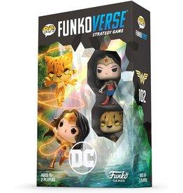 Funkoverse Strategy Game: Wonder Woman DC 102
