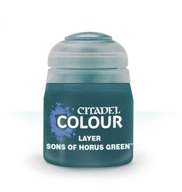 Layer: Sons of Horus Green (12ml)