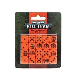 Kill Team: Adeptus Astartes Dice