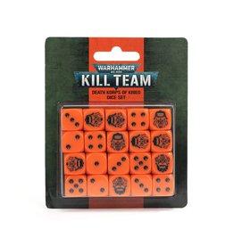 Kill Team: Death Korps of Krieg Dice