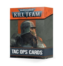 Kill Team: Tactical Ops cards