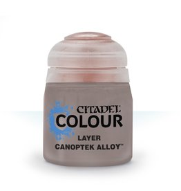 Layer: Canoptek Alloy (12ml)