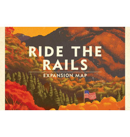 Ride the Rails: Australia and Canada Expansion